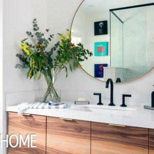 Room Tour | Watch A Small Bathroom Get A Major Makeover