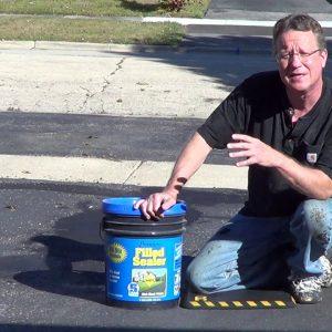 Sakrete Premium Filled Sealer - Driveway Sealer