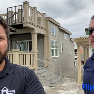 Silvercrest Tiny Home Tours with Manufactured Housing Experts