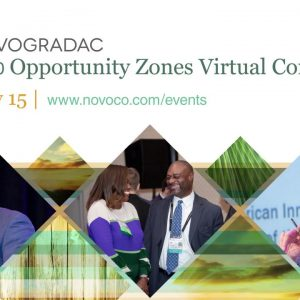 What to Expect July 15 at Novogradac Opportunity Zones Virtual Conference