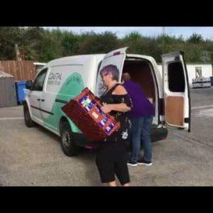 Tackling holiday hunger with Carolyn Harris MP