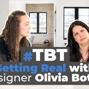 #TBT: Our Designers Get Real | A Conversation With Olivia Botrie