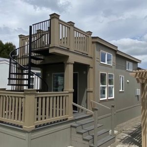 The Cadillac of Mobile Homes. Silvercrest Model Homes. New Home Tours