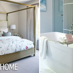 The Luxe Bedrooms & Bathrooms In The Princess Margaret Lottery Showhome