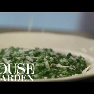 Easy Nettle Risotto With Foraged Nettles | Find Me In The Meadow by House & Garden