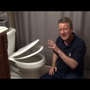 Toilet Seat - Adjustable