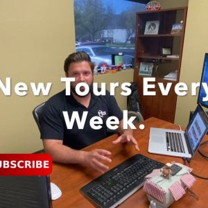 Weekly Update: Tiny Home Tours. New Job Opportunity. Mobile Home Tours.