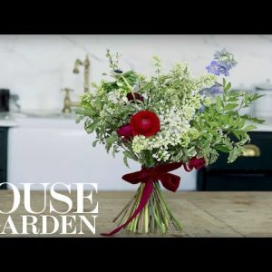 Willow Crossley's hand-tied posy | House & Garden