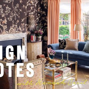 A London home that is a chinoiserie wonderland | Design Notes: Hannah Cecil Gurney of De Gournay