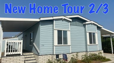 New Manufactured Home Tour in Anaheim, CA. Mobile Homes for Sale. 2 of 3 Home Tours.