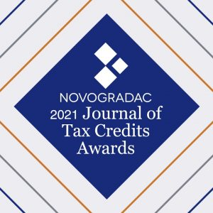 Novogradac Journal of Tax Credits Opens 2021 Awards Round