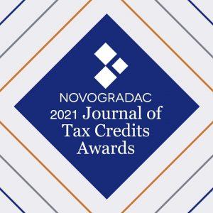 Novogradac Journal of Tax Credits Opens 2021 Awards Round