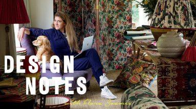 Inside Flora Soames' peaceful woodland cottage | Design Notes | House & Garden