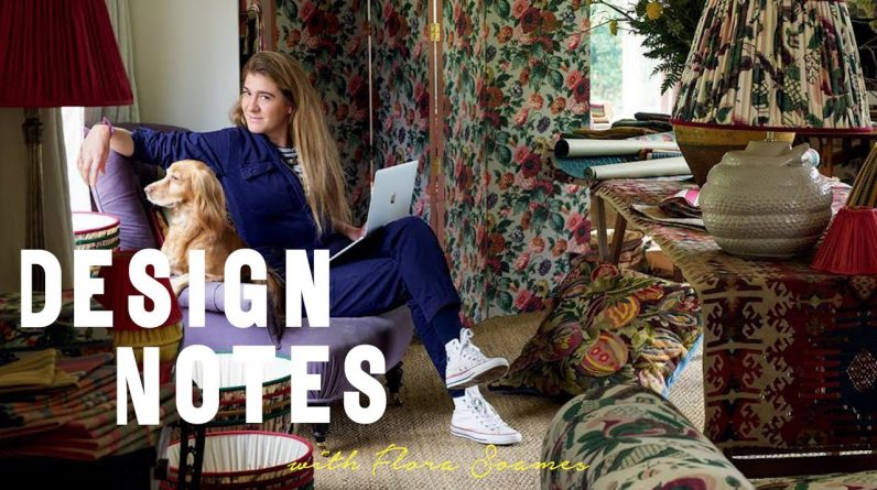 Inside Flora Soames' peaceful woodland cottage | Design Notes | House & Garden