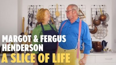 Margot & Fergus Henderson cook a fish pie at home | A Slice of Life | House & Garden