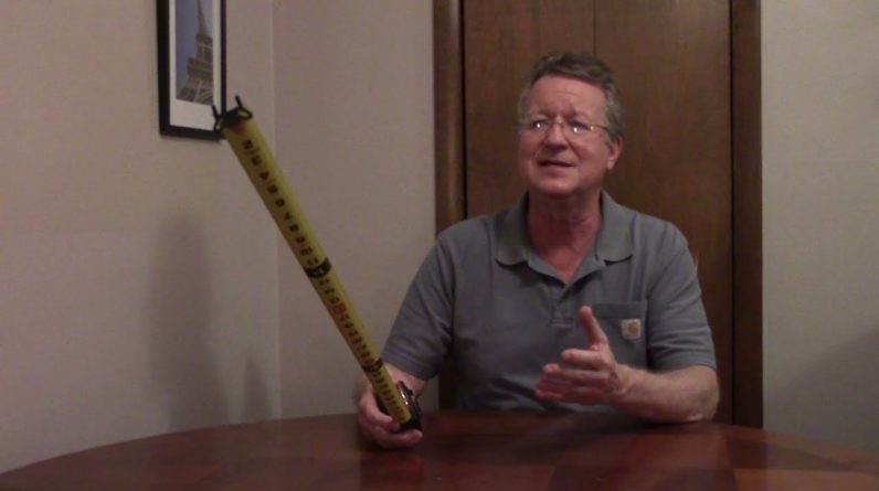 2 Sided Tape Measure