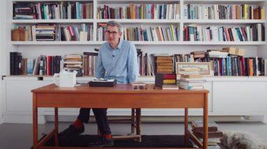 Ceramicist Edmund de Waal's calm, minimalist studio  | House & Garden